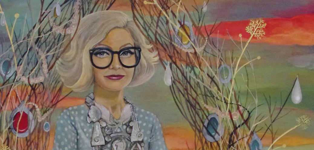 Bowerbird – Portrait of Kate Durham